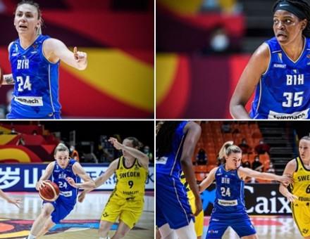 Košarkašice BiH izborile kvalifikacije za Svjetsko prvenstvo