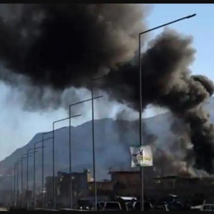 Američka baza Bagram u Afganistanu bila meta raketnog napada