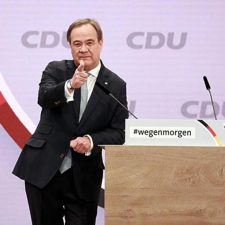 Armin Laschet izabran za novog lidera njemačkog CDU-a