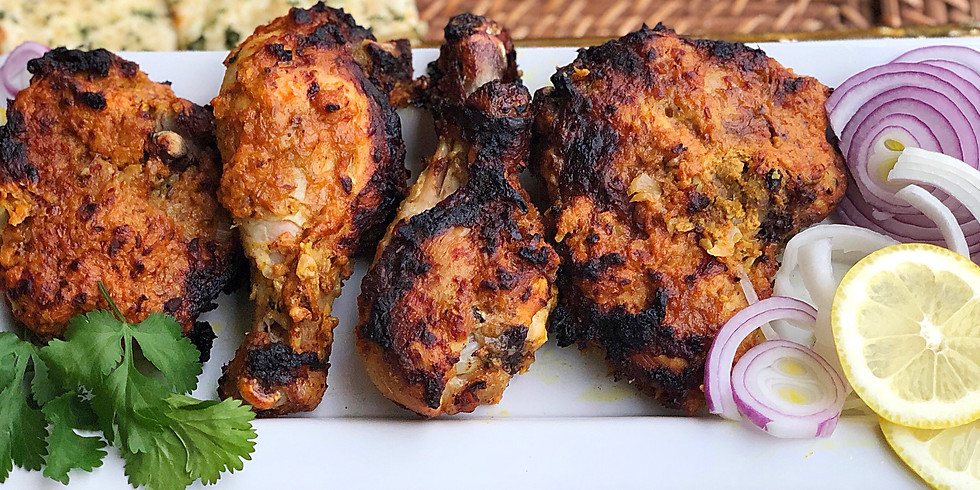 Tandoori Cooking at Home - SOLD OUT!