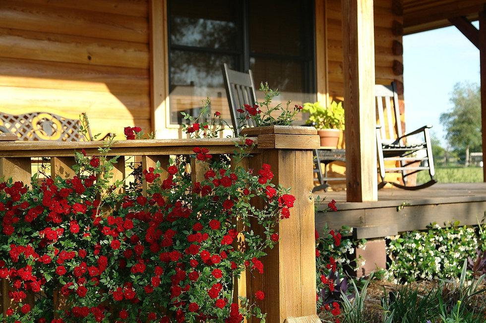 Vermont Porch