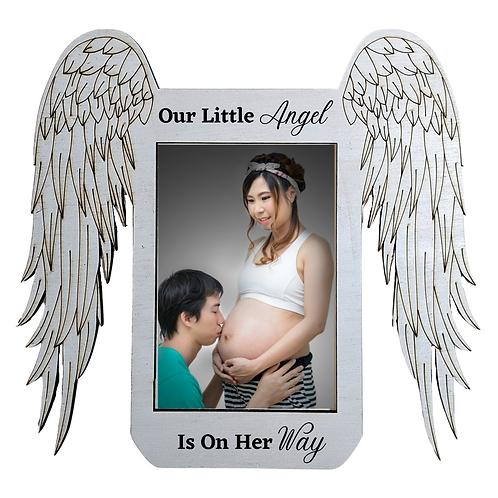 Pregnancy Announcement Picture Frame