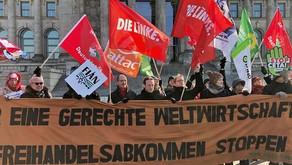 Nein zur Ratifizierung von CETA! Gesundheit ist keine Ware!