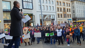 "Meine Rede bei der Demonstration ""Vereinte Therapeutinnen & Therapeuten"" am 9. März 2019 in Leipzig"