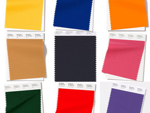 Vamos falar das cores?