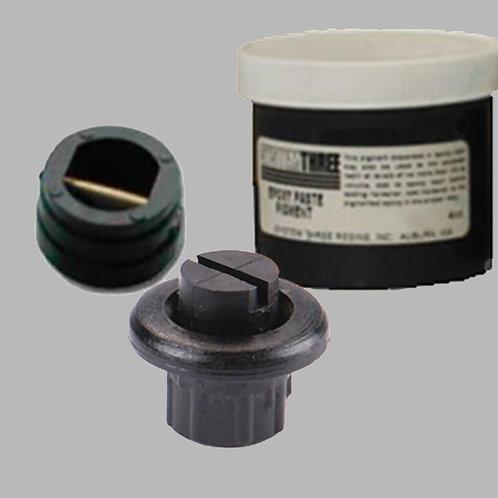 Vent, Leash Cup, & Black Pigment
