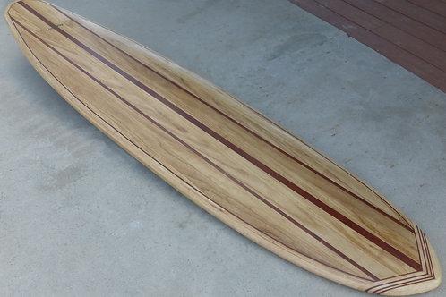 "9'0"" Classic Longboard Templates"