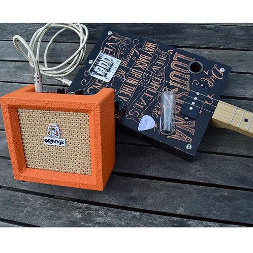 Starter pack avec Ampli Orange ( guitare vendue séparément)