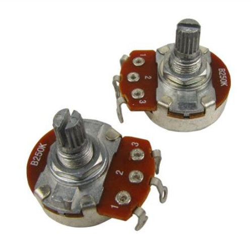Potentiomètre B 250K