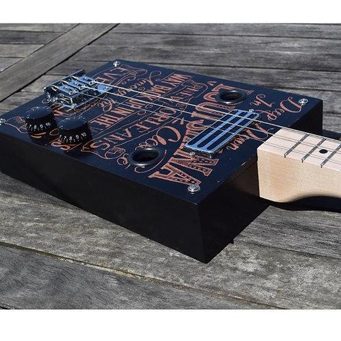 "Box Guitar ""Lousiana"""