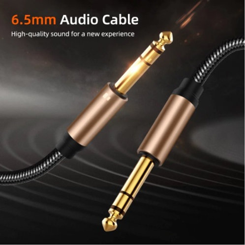 Cable jack guitare