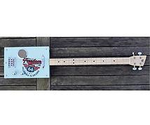 Cigar box guitar Route 66  4 strings