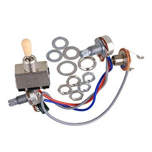 Pré-câblage de votre électronique