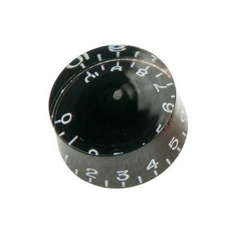 bouton noir  type LP