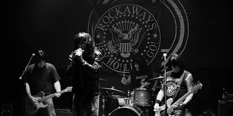 FREE SHOW! RAMONES tribute - THE ROCKAWAYS