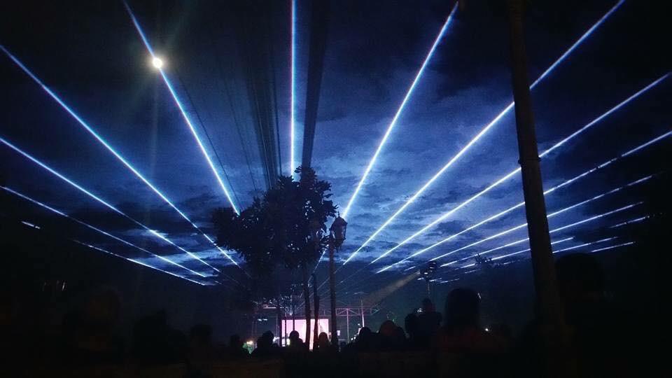 Laser Show Heyday