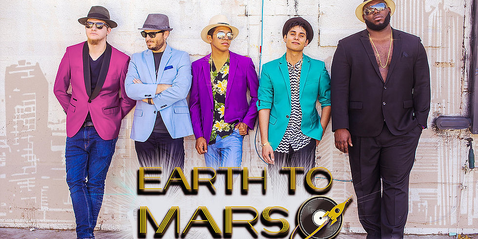 The BRUNO MARS Experience - Earth To Mars