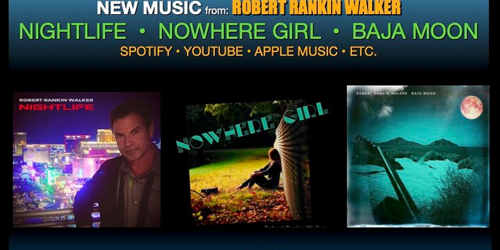 FREE SHOW! ROBERT RANKIN WALKER - Solo Acoustic