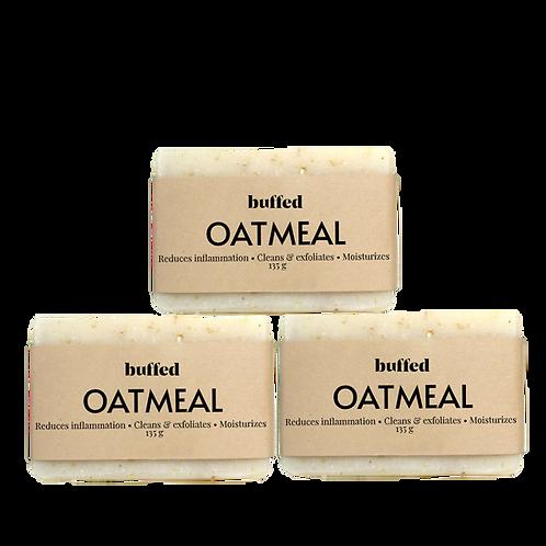 Oatmeal Soap, 3-pack