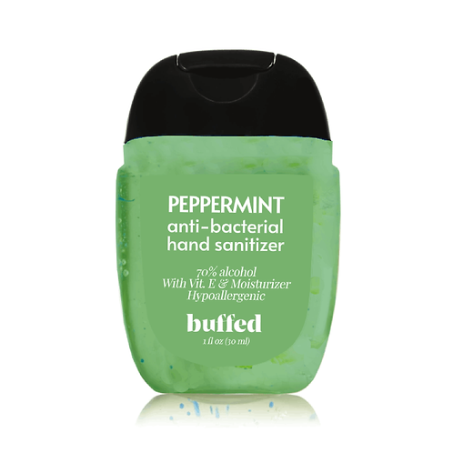 Peppermint Anti-Bacterial Hand Sanitizer (30 ml)