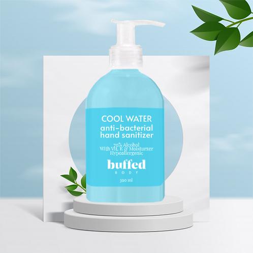 Cool Water Anti-Bacterial Hand Sanitizer (500 ml)
