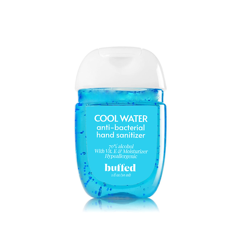Cool Water Anti-Bacterial Hand Sanitizer (30 ml)