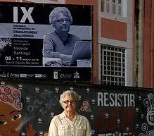 Teatro Claudio Barradas/Universidade Federal do Pará. Fotos: Cleonor Cabral DiasTeatro Claudio Barradas/Universidade Federal do Pará. Fotos: Cleonor Cabral Dias