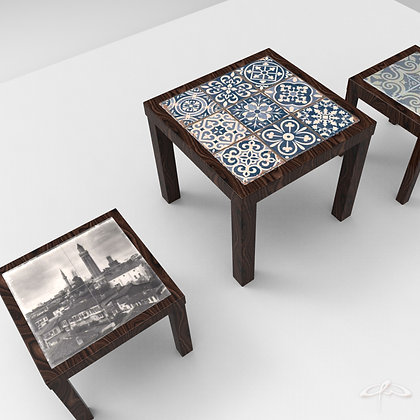 Karo masa | Tile table