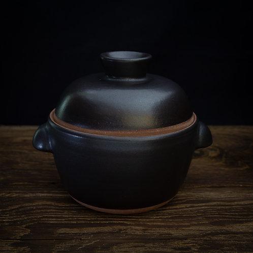 Flameware grain cooker