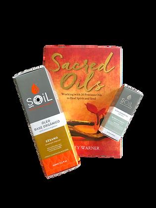 Samhain Sacred Oils Gift Box