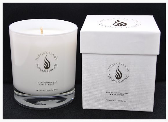 Lemon Verbena, Lime & May Chang Large Candle