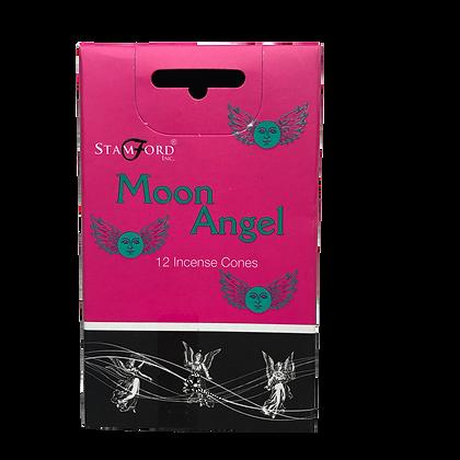 Moon Angel Incense Cones x12