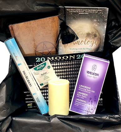 New Moon Wellbeing Box