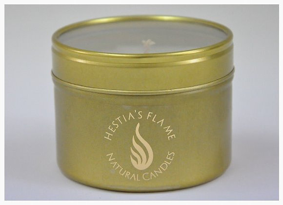 Cinnamon, Cypress & Bergamot Travel Tin