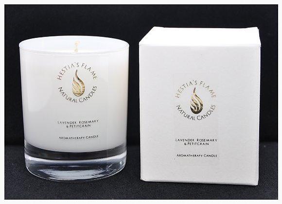Lavender, Rosemary & Petitgrain Medium Candle
