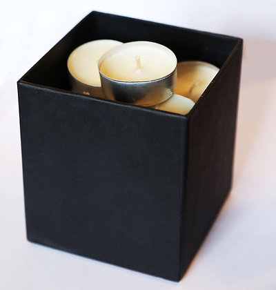 Pine, Fir and Cedarwood Tealights x12