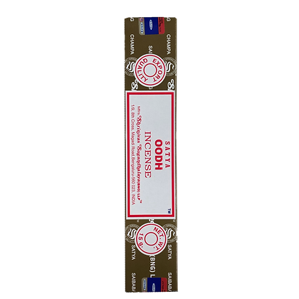 Oodh Incense Sticks