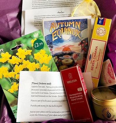 Mabon Celebration Box