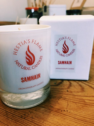 Samhain Medium Candle