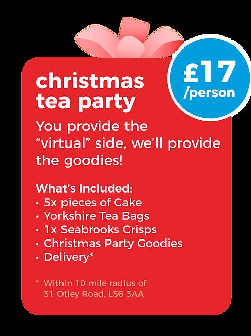 Christmas Tea Party - Virtual Secret Santa
