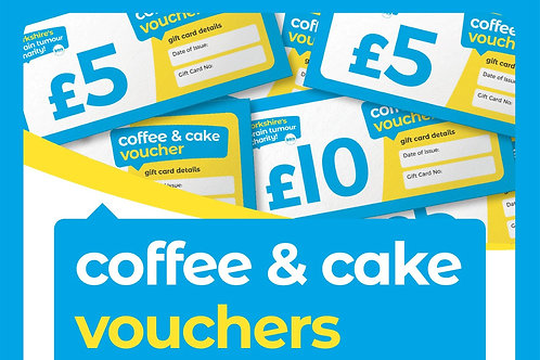 £10.00 Coffee & Cake Voucher at No 31