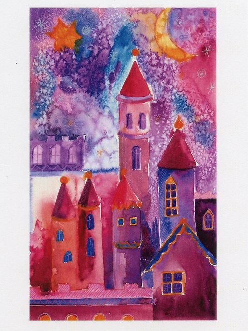 Sue Edwards Art Card