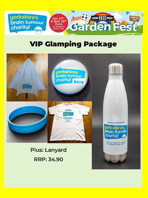 VIP Glamping Package
