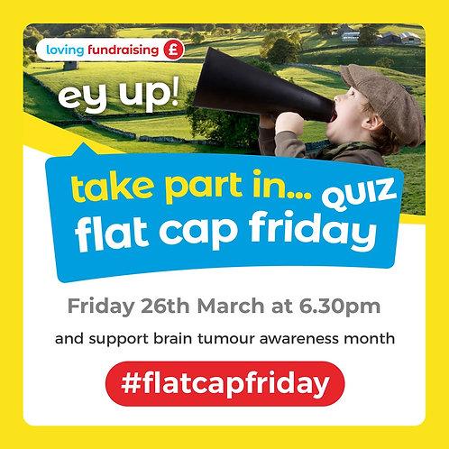 Flat Cap Friday Quiz