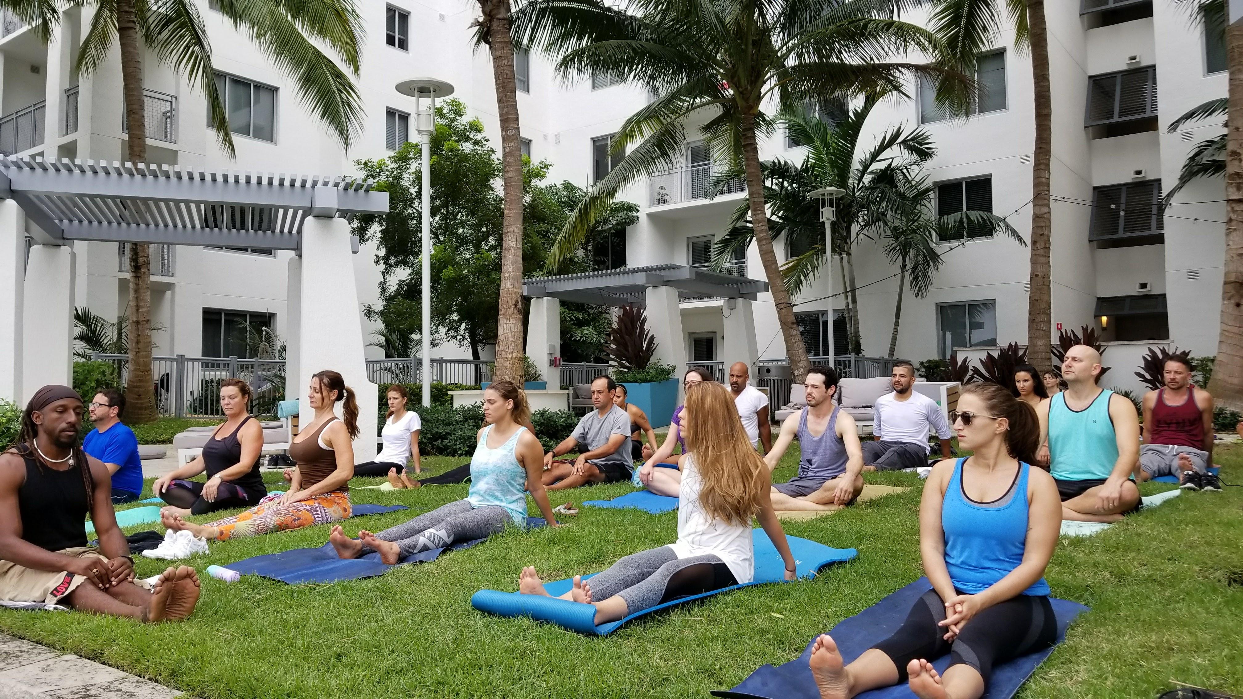 Yoga & Meditation Events