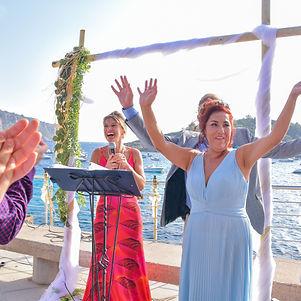 Ceremonia bilingüe en Mallorca. Bilingua