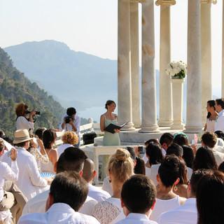 Wedding Celebrant in Son Marroig Mallorc