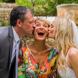 Ivan Pomposo Hochzeitszeremonie Mallorca