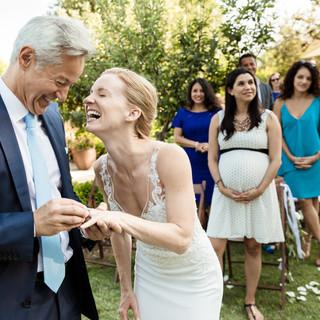 Wedding ceremony at Son Claret Hotel Mal