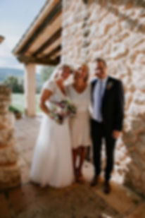 Happy wedding Mallorca with Claudia Nagy